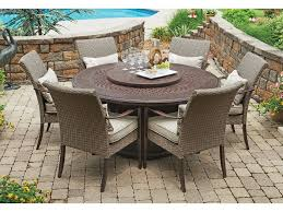 Patio Dining Set With Bench - patio 34 patio dining sets p 07145826000p patio dining sets