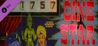 Star Table Zaccaria Pinball Cine Star Table On Steam