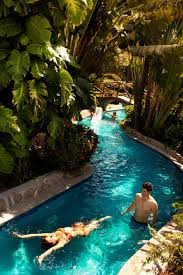 here is our lazy river at the velas vallarta resort that i work at i