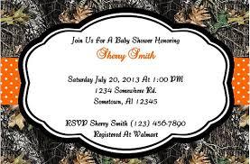 camouflage baby shower camouflage baby shower invitations wblqual