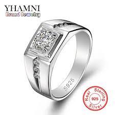 rings for men aliexpress buy promotion fashion men ring 925 silver