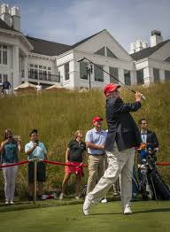 trump tees up 25 million in upgrades at loudoun golf club the