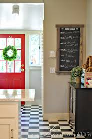 decor u0026 tips kitchen design with chalkboard wall ideas and diy