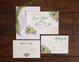 succulent wedding invitations succulent wedding invitations blueklip