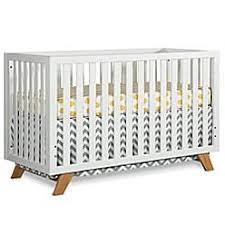 Fairytale Crib Mattress By Colgate Child Craft Soho 4 In 1 Convertible Crib In White Bed