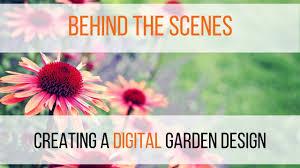 using home designer pro 2015 to create a digital garden design