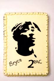 56 best 2pac birthday party images on pinterest 2pac birthday 2pac tupac shakur profile cake