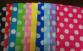 red white polka dot table covers white polka dot table covers pink magenta green blue