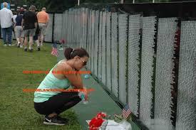 Delaware traveling images Traveling vietnam war memorial wall is in bucks county delaware jpg