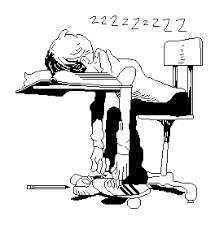 Sleeping At Your Desk Sleeping At Desk