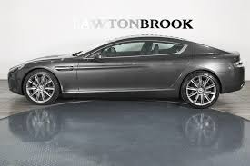 aston martin 4 door cars used 2011 aston martin rapide v12 for sale in north yorkshire
