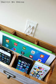 Diy Ipad Charging Station Top 10 Ingenious Ways To Hide Or Cover Power Cords Top Inspired