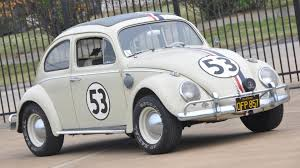 original volkswagen beetle original herbie grabs 86 250 at auction