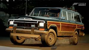 1991 jeep grand igcd jeep grand wagoneer in forza horizon 2