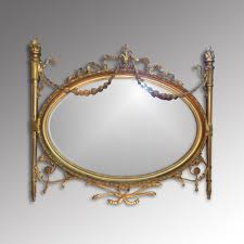 church street antiques u0026 interiors adam style mirror