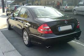 mercedes e class 2006 file mercedes e class black sportpackage jpg wikimedia commons