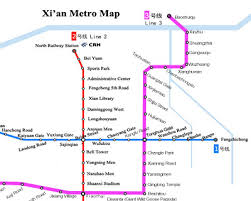 map of xi an 2018 maps of xian printable downloadable and detailed