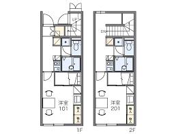 1k apartment shimorenjaku mitaka shi tokyo japan for