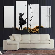 Fashion Home Decor by Online Get Cheap Art Banksy Aliexpress Com Alibaba Group