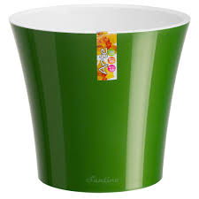 self water planter santino deco 5 5 in jade plastic self watering planter dtw55jad