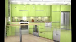 modern green kitchen jerseysl modern kitchen colors ideas for stylish kitchen area