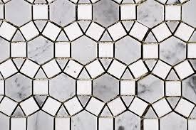 Marble Mosaic Floor Tile Modern Sunflower Marble Mosaic Tiles Marble Mosaic Floor Tile In