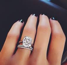solitaire engagement ring with wedding band 33 best wedding band images on rings jewelry and