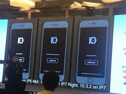 alibaba jailbreak security researchers show off ios 10 3 2 and ios 11 jailbreak in china