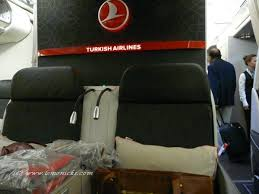 Turkish Air Comfort Class Turkish Airlines Business Class Review Mumbai Istanbul Sector