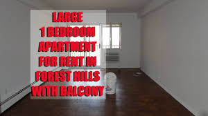 1 bedroom apartments for rent nyc 1 bedroom apartment with balcony for rent in forest hills queens