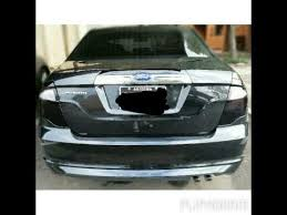 2011 ford fusion tail light 480 269 1834 ford fusion tail lights blacked out tinted lights az