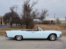lincoln continental convertible les chauds vendredis 10jpg 1961