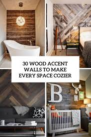 Accent Walls by 30 Wood Accent Walls To Make Every Space Cozier Digsdigs