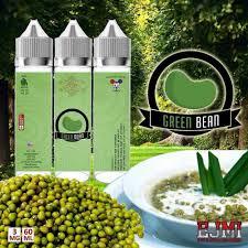 Green Bean By Ejmi E Liquid Vape Vapor Kacang Hijau jual grosir green bean ejmi premium e liquid vape vaping vapor