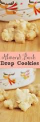 almond bark drop cookies recipe almond bark drop cookies and