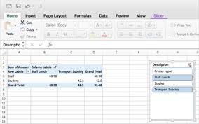 pivot table excel 2016 slicer in excel sportsnation club
