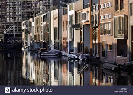 modern apartments on water sporenburg amsterdam docklands
