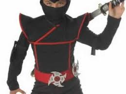 Ninja Halloween Costume Kids California Costumes Toys Stealth Ninja