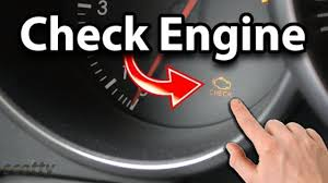 check engine light goes on and off o2 sensor check engine light comes on and off in your car what it means youtube