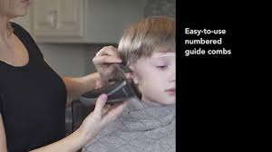 andis at home ultra clip 10 piece home haircut kit child 2