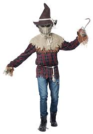 sadistic scarecrow costume escapade uk
