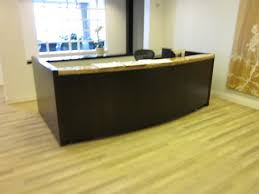 Two Person Reception Desk Two Person Reception Desk Conklin Office Furniture