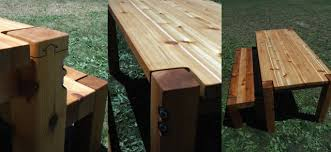 Farmhouse Patio Furniture Why Is Cedar Furniture The Best For Outdoor Use Wood Country