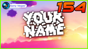 top 50 intro templates 154 sony vegas pro free download youtube