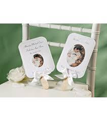 wedding fans favors print your own fan kit makes 24 joann