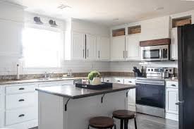 what color countertop goes with white cabinets wwmd will a white kitchen work with my existing granite