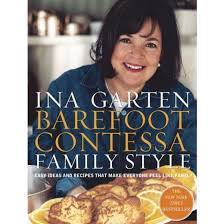 barefoot contessa family style hardcover ina garten target