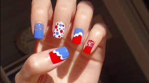 16 gorgeous fourth of july nail art designs you can do yourself