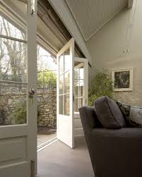 Exterior Glass Bifold Doors Could Still Bifold Doors Without Needing Wall Of Glass