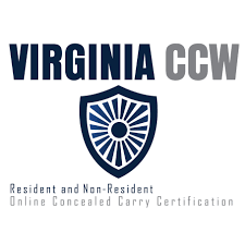 Ccw Map Reciprocity Concealed Carry Map For Virginia 2016 Va Ccw